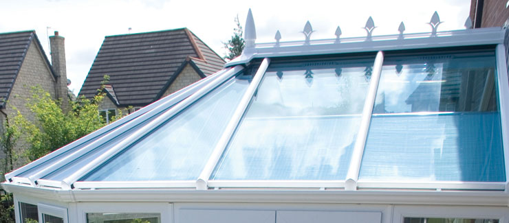 Ultraframe Replacement Conservatory Roof